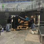 Yamaha CFX dostava (Euro-Unit) Arena Zagreb