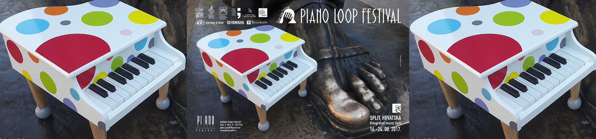 Looking forward to Piano Loop Festival 2017