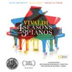 VIvaldi 4 Seasons 3 pianos