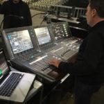Yamaha Rivage PM10 (Denis Fulir - sound engineer)
