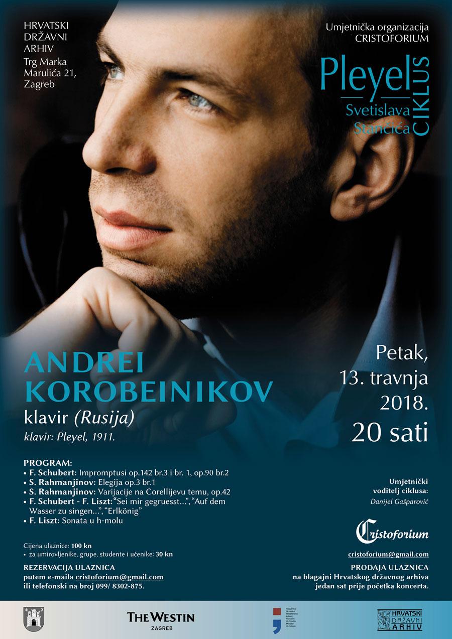 Andrei Korobeinikov