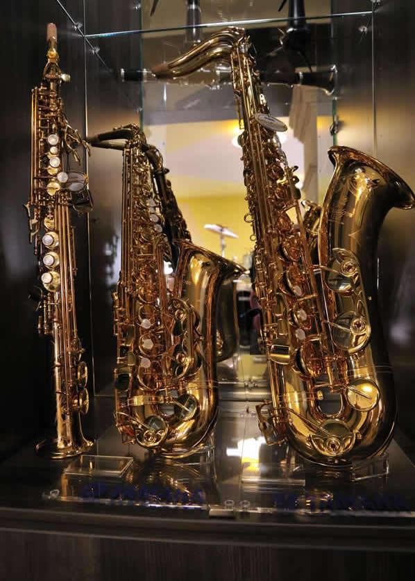 saksofon euro-unit frankopanska 24